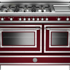 traditional gas ranges and electric ranges by Plessers.com