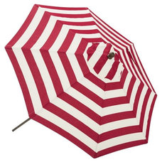 Traditional Outdoor Umbrellas by Pottery Barn