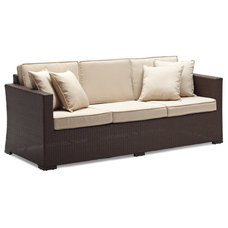 Contemporary Outdoor Sofas by Amazon
