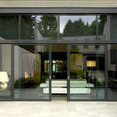 Modern Front Doors by Dream Design Mavens