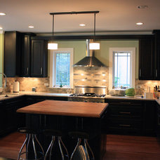Contemporary Kitchen by Widler Architectural Inc.