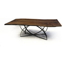 contemporary dining tables by Cherrywood Studio