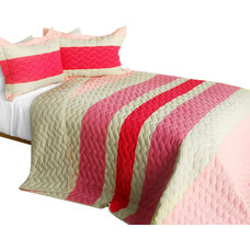 Contemporary Quilts by Blancho Bedding