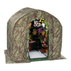 Flowerhouse - Flowerhouse Springhouse Flower Forcer Cover - 14331805 - Shop for Greenhouses from Hayneedle.com! The Flowerhouse Springhouse Flower Forcer Cover is made of durable nylon and used to protect your plants and encourage flowering. This cover is easy to use with an open bottom panel and attractive woodland pattern. It reduces sunlight for flower plants and helps keep them protected from the elements.