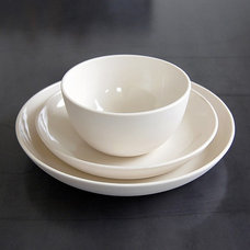 Traditional Dinnerware by Pigeon Toe