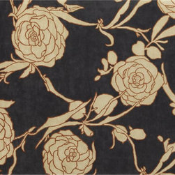Rosie Rug - This rug is bold, yet somehow neutral. Don't you just love it?
