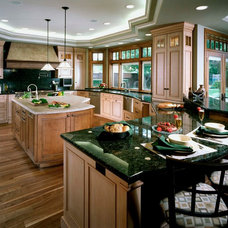 Traditional Kitchen Cabinets by Lake Almanor Cabinetry and Design