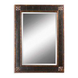 Uttermost - Uttermost 14156 B Bergamo Vanity Mirror - Uttermost 14156 B Bergamo Vanity Mirror