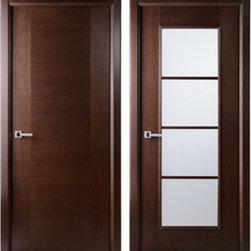 Classica Lux & Modern Lux Wenge Interior Doors - Modern Interior Doors / Contemporary Interior Doors