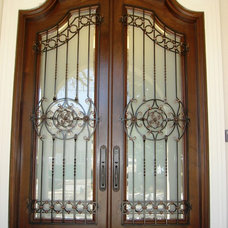 Traditional Front Doors by Napa Valley Doors & Millwork Inc.