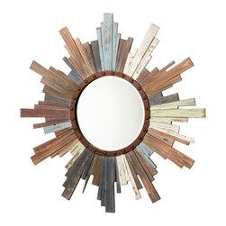 Cyan Design - Cyan Design 04884 Davenport Mirror - Cyan Design 04884 Davenport Mirror