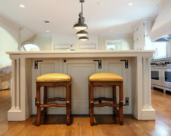 Federal Kitchen Island -