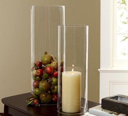 Candles And Candleholders by Pottery Barn