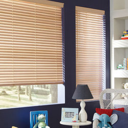 Hunter Douglas Parkland Classics™ Wood Blinds - Hunter Douglas Parkland Classics™ Wood Blinds