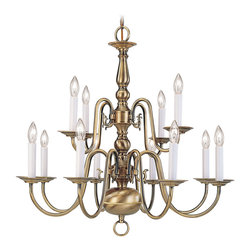 Livex Lighting - Livex Lighting 5012-01 Ceiling Light/Chandelier - Livex Lighting 5012-01 Ceiling Light/Chandelier