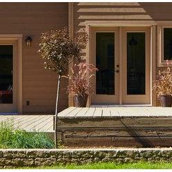 Garden doors by casa bella casabella 39 s garden doors add for Bella retractable screen door