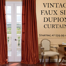 Modern Curtains by Half Price Drapes