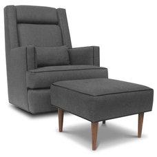Modern Rocking Chairs And Gliders by Jennifer DeLonge