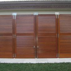 Tropical Entry by General Hardwoods & Millwork, Inc.