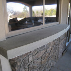 by Custom Concrete Designs