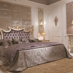 Luxury Furniture Collection - The furniture is unique for the careful harmony of its sizes as well as for the prestigious and original combinations of materials.
