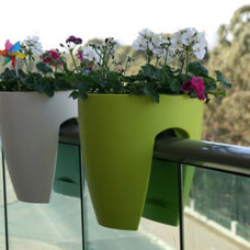 Outdoor Planters by A+R