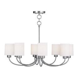 Livex Lighting - Livex Lighting 5268-91 Ceiling Light/Semi-Flush Mount Light - Livex Lighting 5268-91 Ceiling Light/Semi-Flush Mount Light