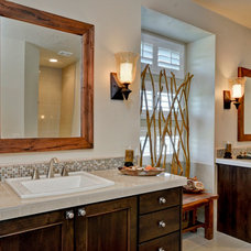Contemporary Bathroom Mirrors by Impact Imports