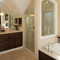Traditional Bathroom by Premier Home Staging and Interiors, LLC