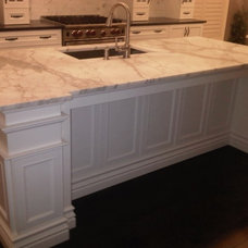 Kitchen Countertops by Marble Trend