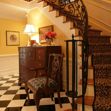 Traditional Entry by Mckenzie Baker Interiors Inc.