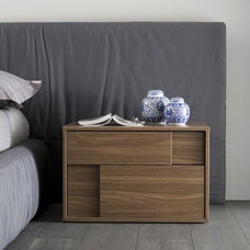 modern nightstands and bedside tables by Modern Furniture Warehouse