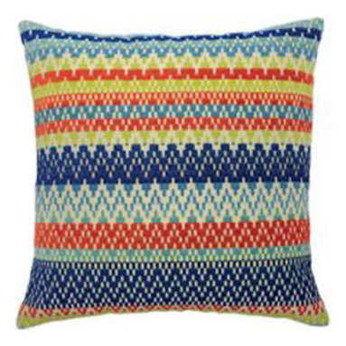 "New Elaine Smith Pillows - Machu Picchu Mayan Ruins - 17"" x 17"" Elaine Smith Pillows"