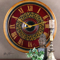 Mediterranean Clocks by Fratantoni Luxury Estates