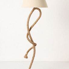Eclectic Floor Lamps by Anthropologie