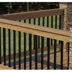 Deck Expressions Products - Stone deck pillar