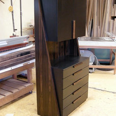Modern Storage Units And Cabinets by Jason Lees Design