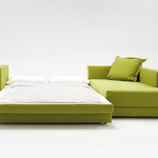 Contemporary Sofa Beds by The Collection German Furniture