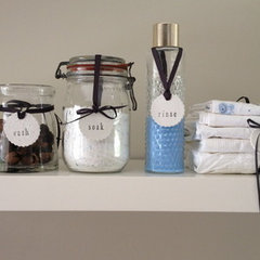 contemporary laundry products by Down That Little Lane