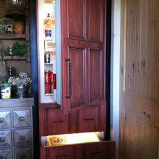Eclectic Refrigerators by Rhonda Kieson Designs