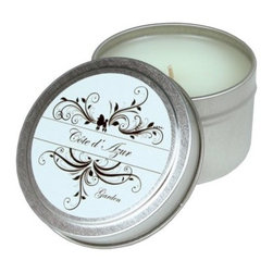 Rojo 16 Cote D'Azure Travel Candle - Bring any room to life with a little help from the Rojo 16 Cote D'Azure Travel Candle and its alluring scent. This travel-sized candle will fill the room with an aromatic mix of pink pepper, jasmine, and gardenia to provide a relaxing setting for those on the go.About Rojo 16Style and grace is what you'll find in Rojo 16 candles, candle holders, and other décor items. From inspiration found all over the globe, Rojo 16 crafts fine candles and all the ambience they bring. Look to these items when you want to add a bit of drama and flair to any spot in your home.