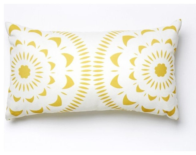 Contemporary Outdoor Cushions And Pillows by West Elm