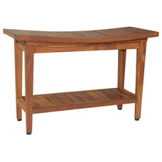 Asian Vanity Stools And Benches by Aqua Teak