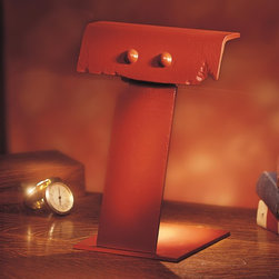 Desk Lamp - Front - Limited Edition Artisan Furniture Crafted From Repurposed Steel off San Francisco's Golden Gate Bridge