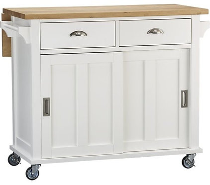 Traditional Kitchen Islands And Kitchen Carts by Crate&Barrel