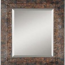 Modern Wall Mirrors by Wayfair