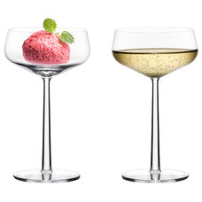 Modern Wine Glasses by HORNE