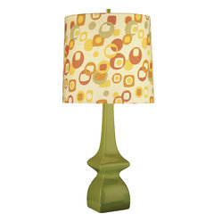 Jayne Table Lamp Pumpkin/Artichoke