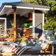 Beach Style  by Acorn Garden Houses