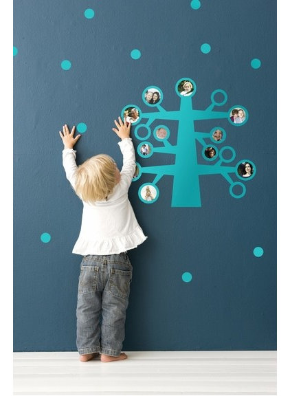 Modern Kids Wall Decor by Rosenberry Rooms